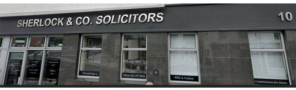 Sherlock and Co Solicitors Practice Dublin 22