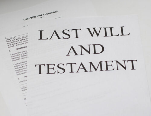 Probate Solicitor to Execute your Will