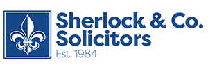 Sherlock and Co. Solicitors Logo