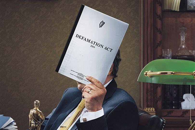 Defamation Act 2009